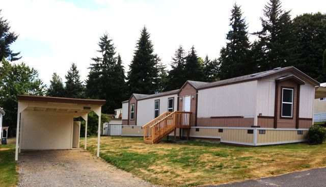 Oakwood Mobile Home For Sale in Graham WA, 98338