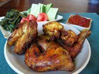 Ayam goreng Bandung