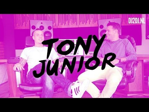 The succes of Dutch DJ and Producer Superstar Tony Junior | Gearjunkies.com