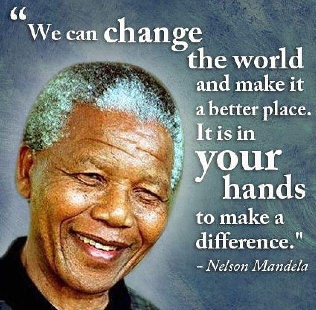 Famous Quotes Of Nelson Mandela: 17 Best Images About Nelson Mandela On Pinterest