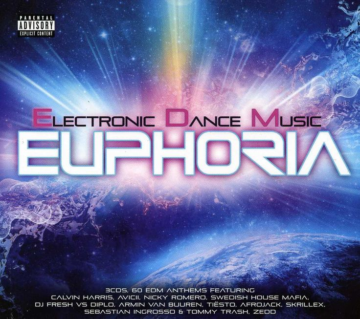 Ministry Of Sound: Edm Euphoria 2013 - Ministry Of Sound: Edm Euphoria 2013