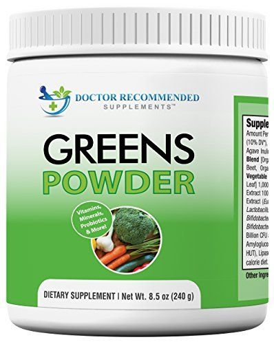 20 Best Ideas About Super Greens Powder On Pinterest