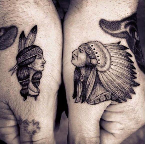 индейские татуировки - Поиск в Google