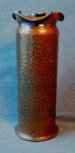 Image detail for -Rare Vintage Albert Berry Craft Shop Seattle Arts & Crafts Hammered ...