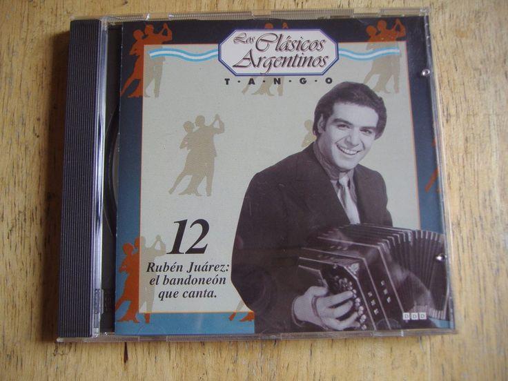 Los Clasicos Argentinos - Tango - Volumen 12 - Ruben Juarez