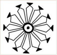 significato simboli maori fiori