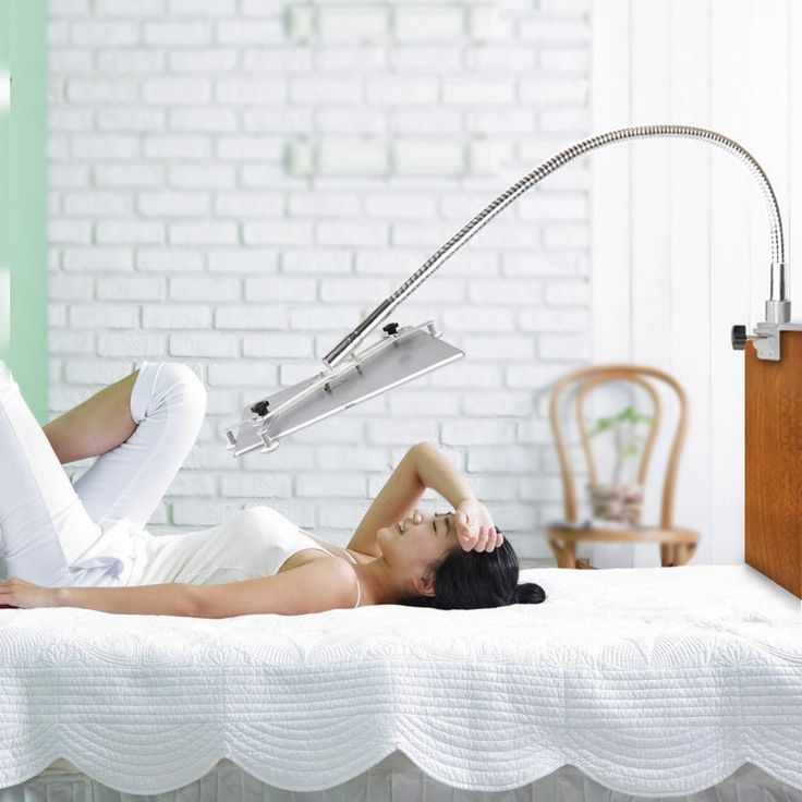 360º turn Bed Tablet Mount Holder Stand for Apple iPad 2/3/4 iPad Air/ iPad Mini #UnbrandedGeneric