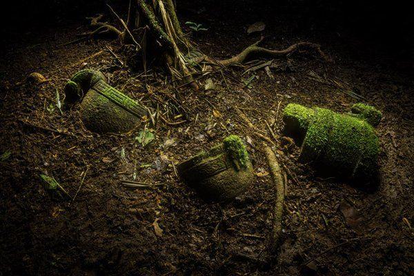 """""""Città del Dio Scimmia"""", la città perduta scoperta nella foresta pluviale dell'Honduras"""