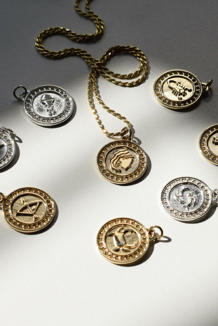 Let your Zodiac shine! via myeldesign.com