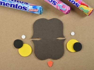 Cómo hacer bolsitas de dulces originalesCómo hacer bolsitas de dulces originales