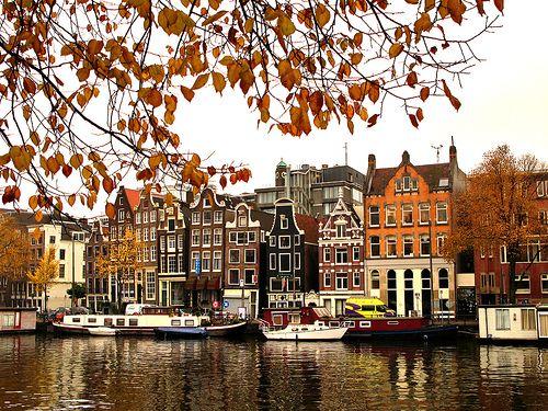 Holland: Beautiful Holland Amsterdam