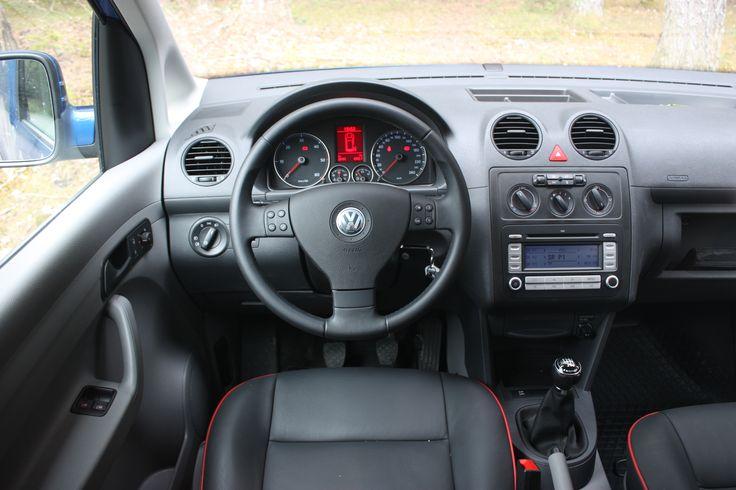 Volkswagen Caddy 4Motion (2010). © Eric Lund