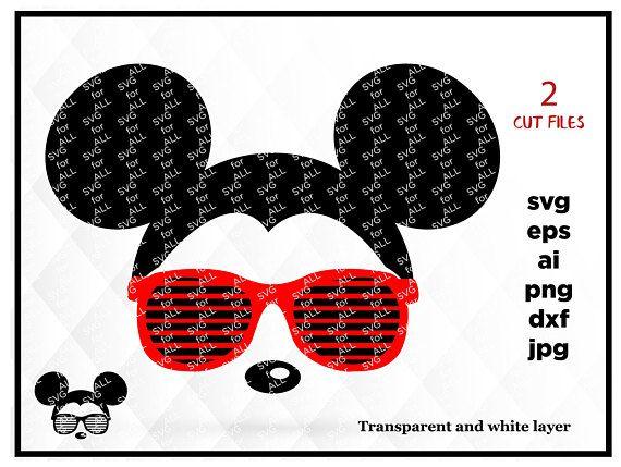 Walt Disney Svg Bundle Mickey Mouse Sunglasses Svg Minnie – Dibujos