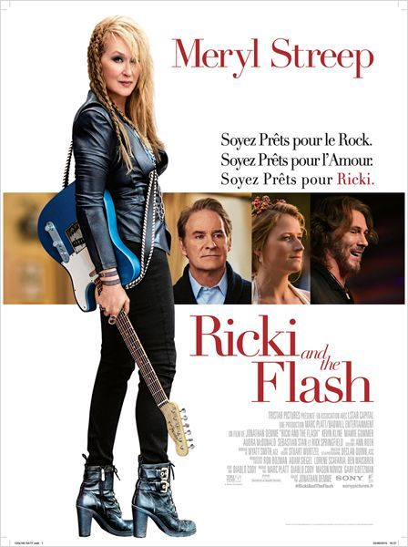 Ricki and the Flash (2015) by Jonathan Demme