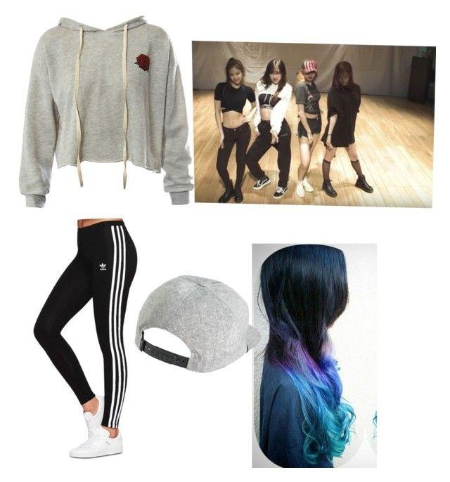 Blackpink Outfit Ideas: Blackpink Dance Practice💗