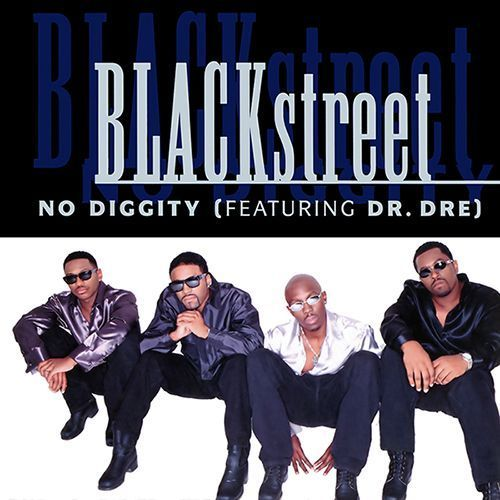No Diggity [Record Store Day Exclusive] [12 inch Vinyl Single]