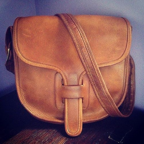 133 Best Images About Vintage Coach Leather Bags On
