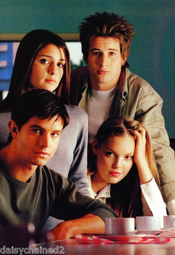 Roswell. I loved this show <3