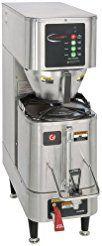 Christmas deals week Grindmaster - Cecilware PB-330 120208 Shuttle Coffee Brewer For 1.5-Gal Digital 3-Portion 120/208 V Each