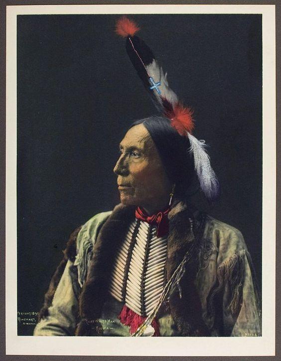 WHITE MAN , 1898