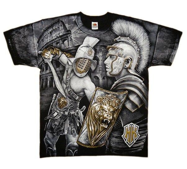 Gladiator harcos póló