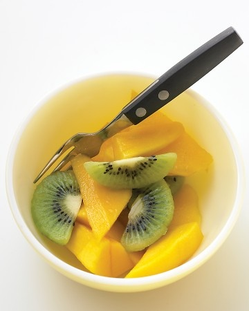 Tropical Fruit Cup   Fruit for Dessert   Pinterest