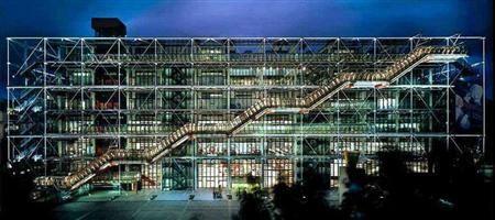 nationap museum of modern art Pompidou, Paris
