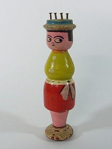 Strickliesel, Knitting nancy etc. From Ebay.