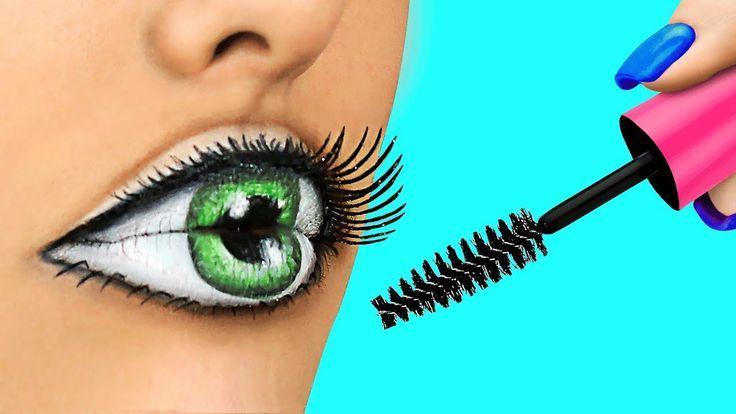 Simple Halloween Makeup Tutorial Compilation Weird Makeup Ideas Body Paint Ill Body Art