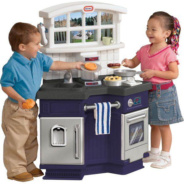 Little Tikes Kuchnia Wielofunkcyjna Dzwiek Ekspres Little Tikes Toy Kitchen Toys For Girls