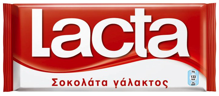 #Greek #Lacta Milk #Chocolate 85g