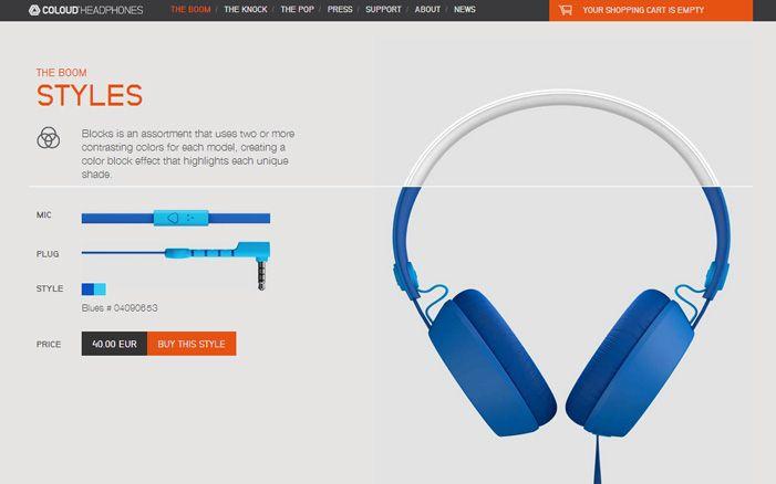 Coloud Headphones