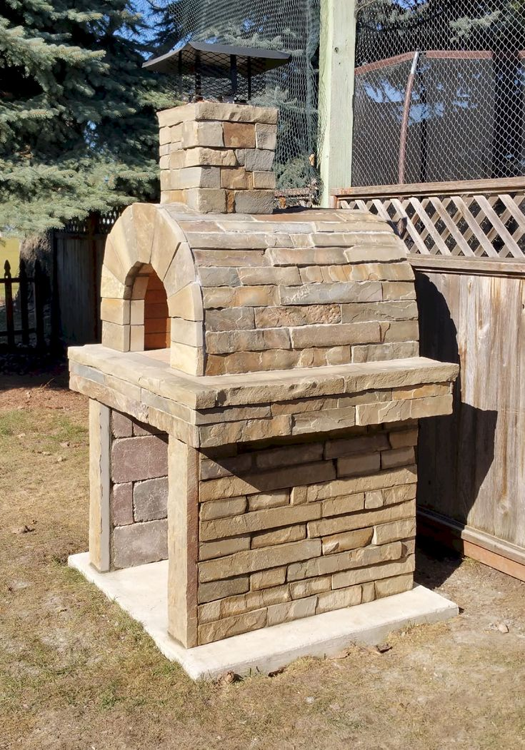 17 best ideas about wood fired oven on pinterest brick oven outdoor outdoor pizza ovens and - Outdoor stone ovens ...