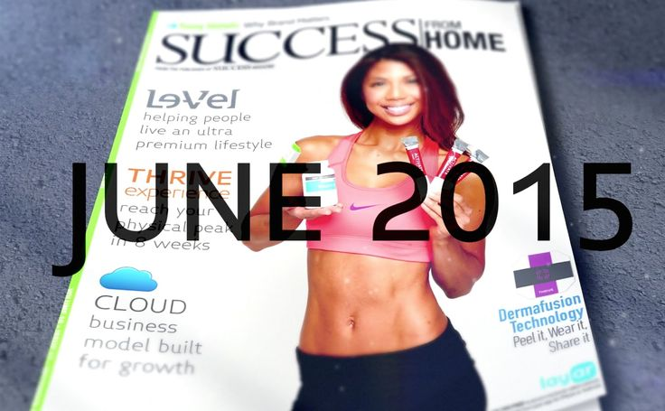 Le-Vel and Success from Home Magazine...  I've joined Le-Vel Brands as a promoter and I AM benefiting from the THRIVE Experience in ways I never imagined.  And I'm seriously ready for you to #JoinUs!  #BePartOfIt Sign up today and start checking it out for yourself https://dennism1958.Le-Vel.com/Login www.dennism1958.Le-Vel.com 425-478-3935 | den.thrives@gmail.com