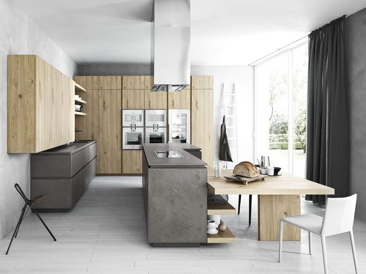 Cloe By Cesar Is A Modern Kitchen, Featuring Sleek Lines And Minimalist  Design. By