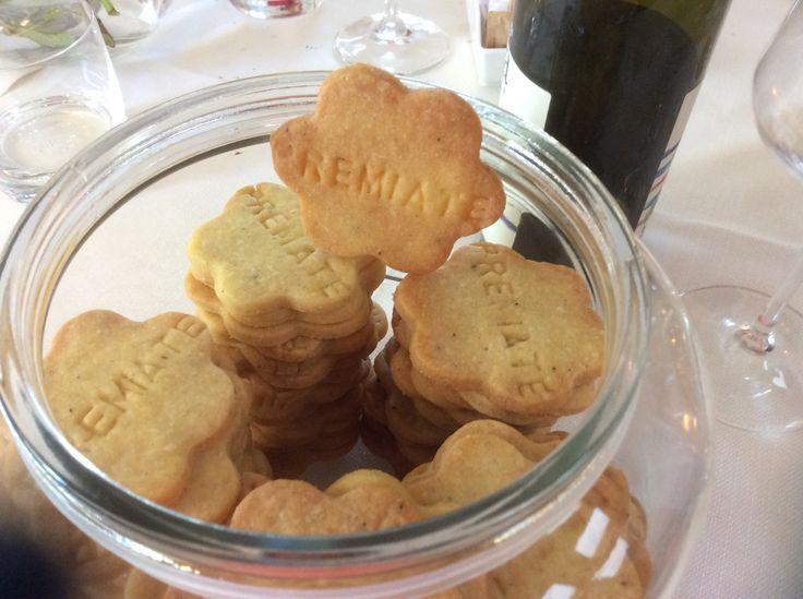 Biscotti premiate trattorie Visconti