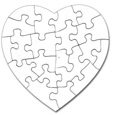shape puzzle coloring pages - photo#9