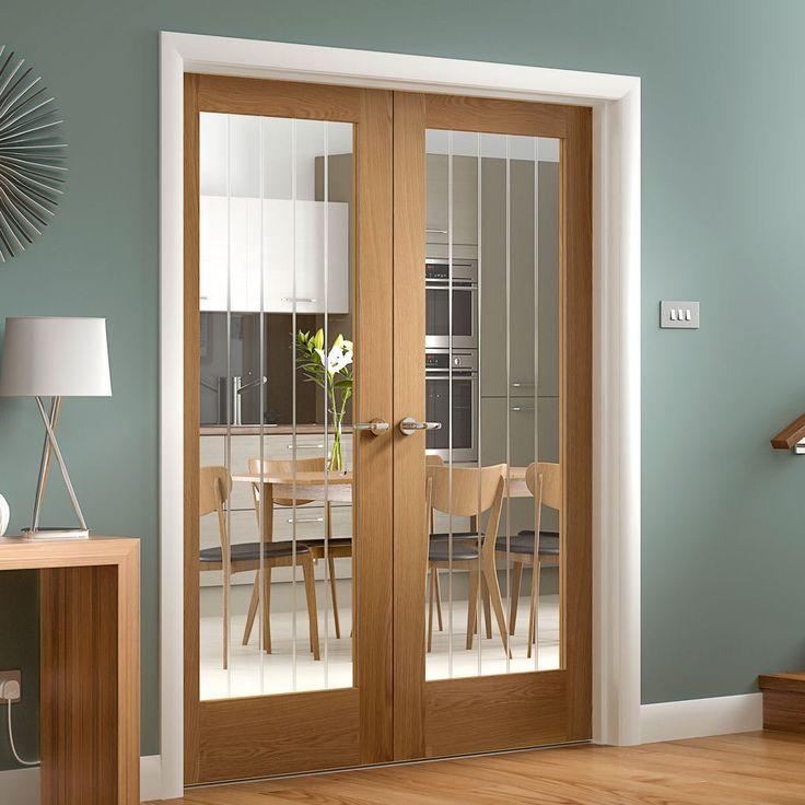 233 Best Internal Double Doors Images On Pinterest
