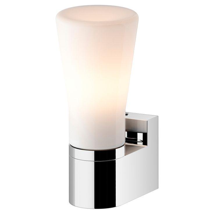 145 best Bathroom images on Pinterest Bathroom, Half bathrooms - wandleuchten für badezimmer