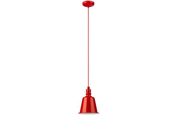 Pagoda Red Pendant Light