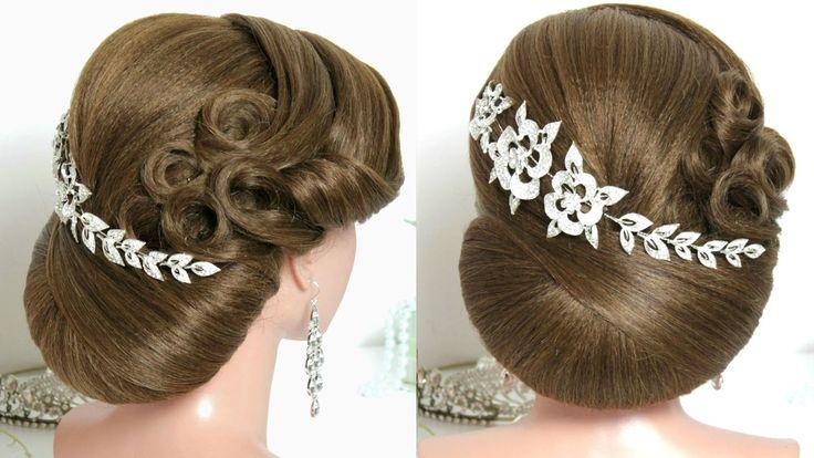 3915 Best Bridal Hair Images On Pinterest Bridal