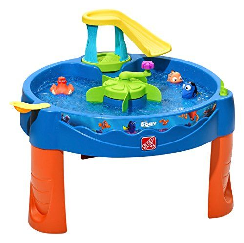 Step2 Finding Dory Swim & Swirl Water Table - great fun for your pre-school children. Use either as water play or sand play