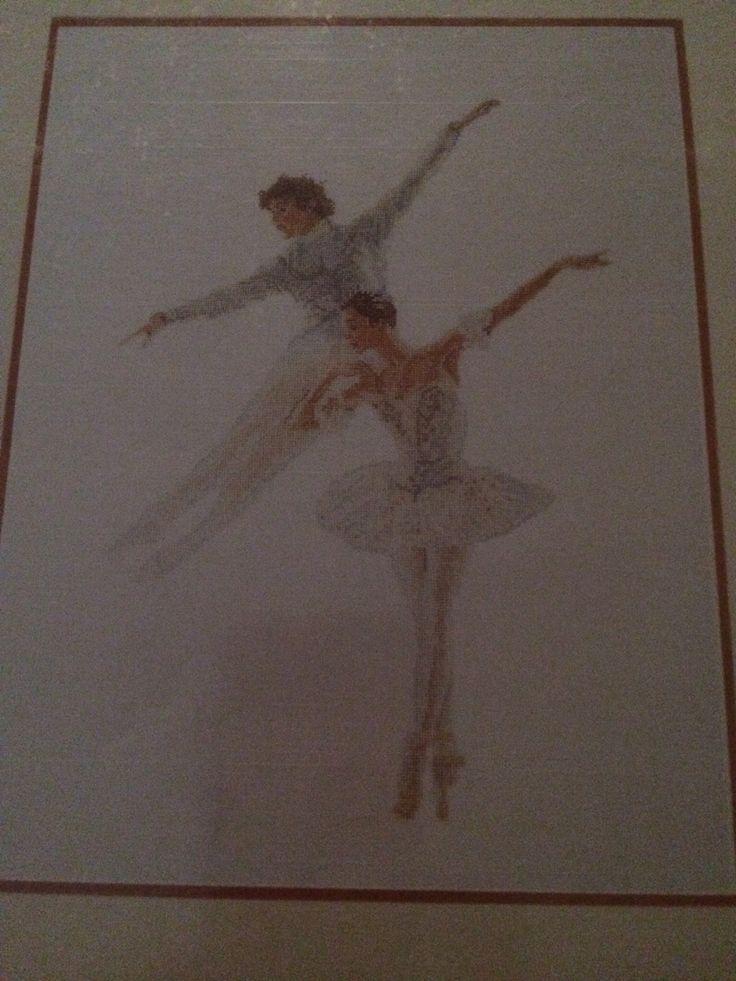 Lanarte 33782 Male and Female Ballerinas