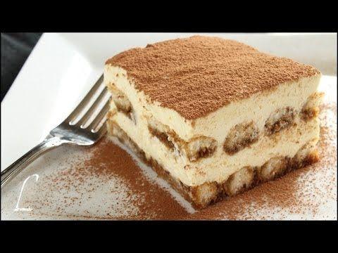 How to Make Tiramisu!! Classic Italian Dessert Recipe - YouTube