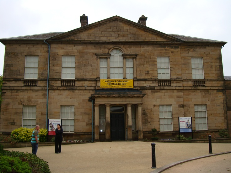 Clifton Park Museum, Rotherham