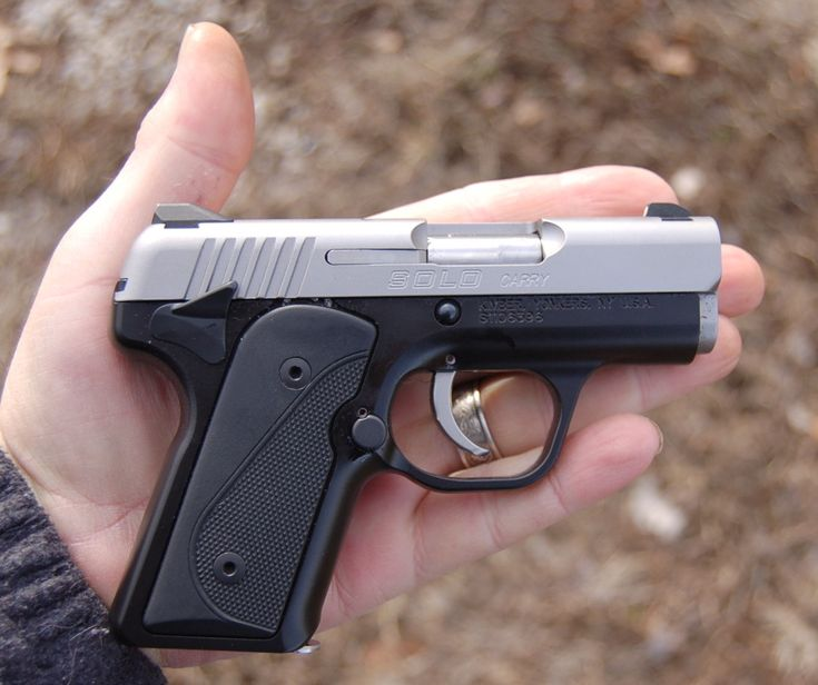 Kimber Solo 9mm pocket pistol & first thing on my Christmas wish list!