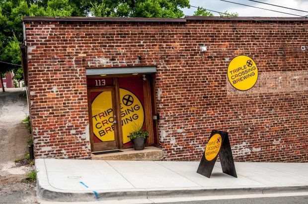 The Summertime Brews:  Hopping Around Richmond Breweries