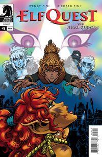 ElfQuest: The Final Quest #5