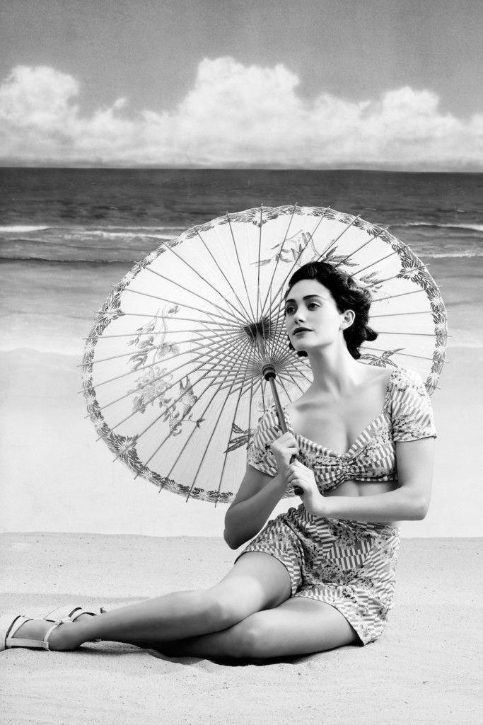 Emmy Rossum. OMG I love this pictrure.