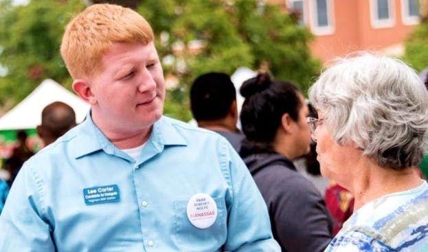 A Democratic Socialist Was Elected To The Virginia Legislature Last Night